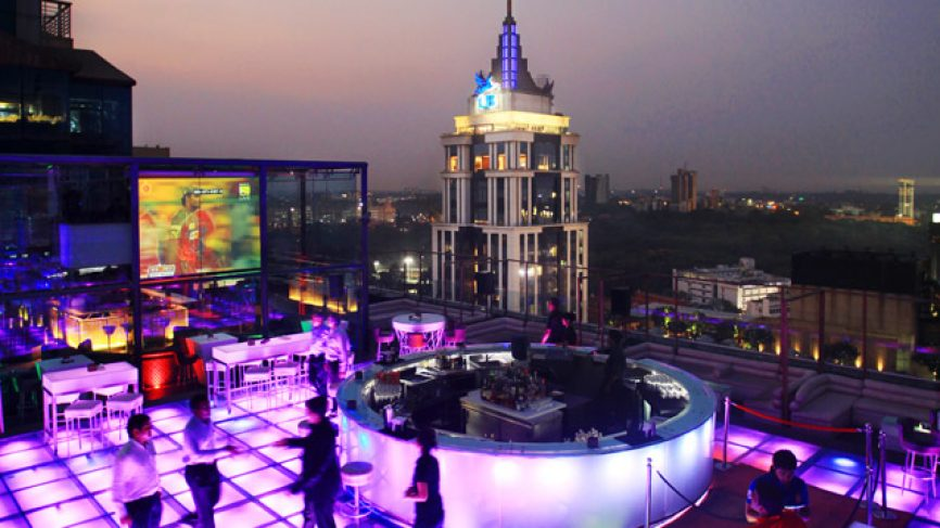 Skyee Ub City Bangalore